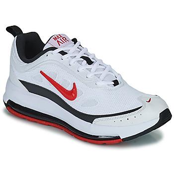 Schoenen Heren Lage sneakers Nike NIKE AIR MAX AP Wit / Rood