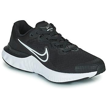 Schoenen Kinderen Running / trail Nike NIKE RENEW RUN 2 (GS) Zwart / Wit