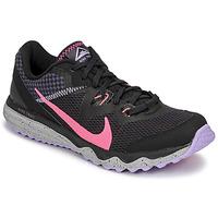 Schoenen Dames Running / trail Nike WMNS NIKE JUNIPER TRAIL Zwart / Roze