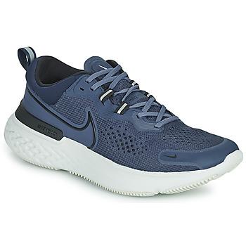 Schoenen Heren Running / trail Nike NIKE REACT MILER 2 Blauw