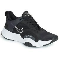 Schoenen Heren Allround Nike M NIKE SUPERREP GO 2 Zwart / Wit