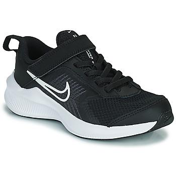 Schoenen Kinderen Running / trail Nike NIKE DOWNSHIFTER 11 (PSV) Zwart / Wit