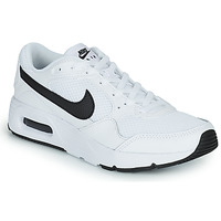 Schoenen Kinderen Lage sneakers Nike NIKE AIR MAX SC (GS) Wit / Zwart