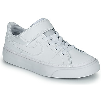Schoenen Kinderen Lage sneakers Nike NIKE COURT LEGACY (PSV) Wit