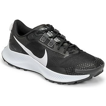 Schoenen Heren Running / trail Nike NIKE PEGASUS TRAIL 3 Zwart / Zilver
