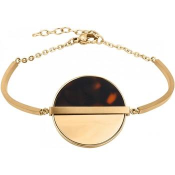 Horloges & Sieraden Dames Armbanden Phebus Bracelet  pour Elle Jaune