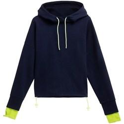 Textiel Kinderen Sweaters / Sweatshirts 4F BLD025 Bleu marine