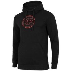 Textiel Heren Sweaters / Sweatshirts 4F BLM015 Noir