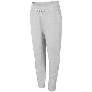 Textiel Dames Broeken / Pantalons 4F SPDD015 Gris