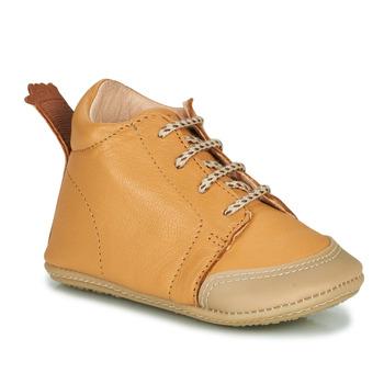 Schoenen Kinderen Sloffen Easy Peasy IGO B Brown
