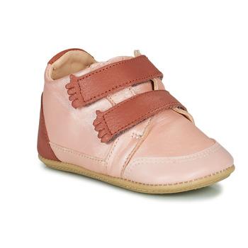 Schoenen Meisjes Sloffen Easy Peasy IRUN B Roze