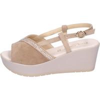 Schoenen Dames Sandalen / Open schoenen Elisa Conte Sandales BH108 Beige