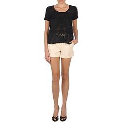 Textiel Dames Korte broeken / Bermuda's Stella Forest YSH003 Ecru