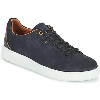 Schoenen Heren Lage sneakers Pellet OSCAR Blauw