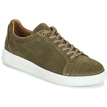 Schoenen Heren Lage sneakers Pellet OSCAR Kaki