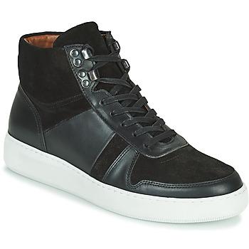 Schoenen Heren Hoge sneakers Pellet ODIN Zwart