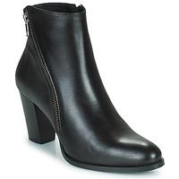 Schoenen Dames Enkellaarzen Fericelli POMIO Zwart