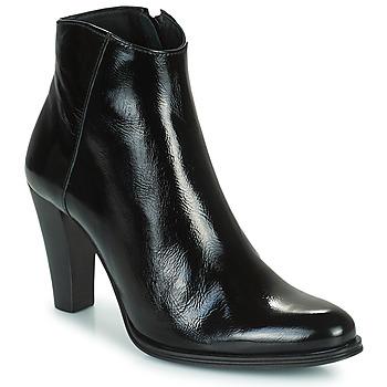 Schoenen Dames Enkellaarzen Fericelli PAMMI Zwart