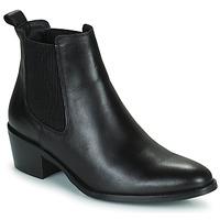 Schoenen Dames Laarzen Fericelli PAMINA Zwart