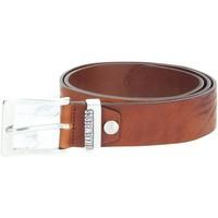 Accessoires Heren Riemen Bikkembergs E35.064 Brown leather