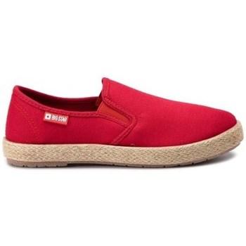 Schoenen Dames Espadrilles Big Star 274017 Rouge