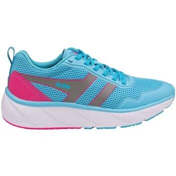 Schoenen Dames Fitness Gola Typhoon Road Bleu