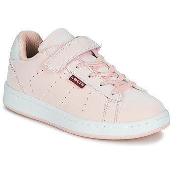 Schoenen Dames Lage sneakers Levi's LINCOLN Roze