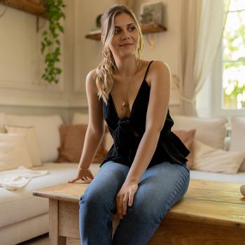 Textiel Dames Tops / Blousjes Céleste LAVANDIN Zwart