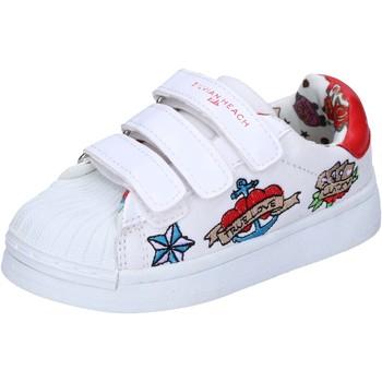 Schoenen Meisjes Lage sneakers Silvian Heach BH156 Blanc