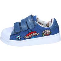 Schoenen Meisjes Lage sneakers Silvian Heach BH157 Bleu