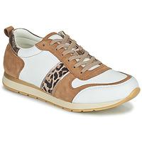 Schoenen Dames Lage sneakers Betty London PERMINE Wit