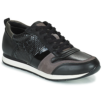 Schoenen Dames Lage sneakers Betty London PERMINE Zwart