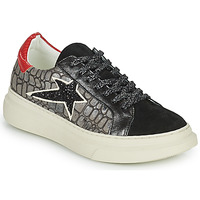 Schoenen Dames Lage sneakers Betty London PORMINE Zwart