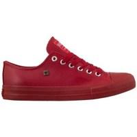 Schoenen Heren Lage sneakers Big Star V174348 Rouge