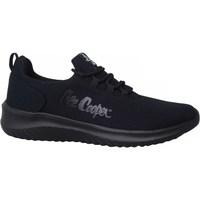 Schoenen Dames Lage sneakers Lee Cooper Lcw 21 32 0271L Noir
