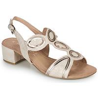 Schoenen Dames Sandalen / Open schoenen Marco Tozzi ANTHINEA Roze