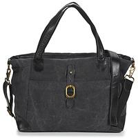 Tassen Handtassen kort hengsel Katana 6591 Zwart