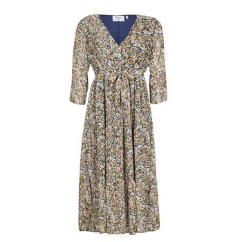 Textiel Dames Lange jurken Betty London PARINA Multicolour