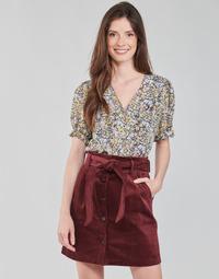Textiel Dames Tops / Blousjes Betty London PARINO Multicolour