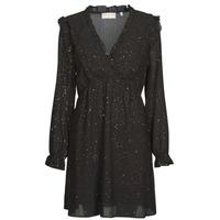 Textiel Dames Korte jurken Moony Mood PABBARETZE Zwart