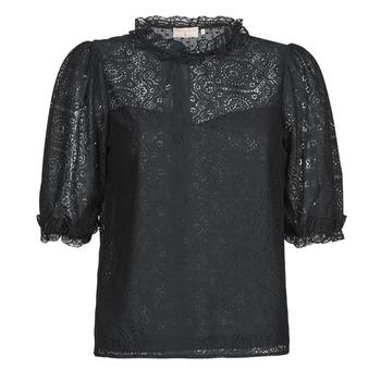 Textiel Dames Tops / Blousjes Moony Mood PABBEILHANS Zwart