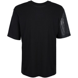 Textiel Heren T-shirts korte mouwen Bikkembergs  Zwart