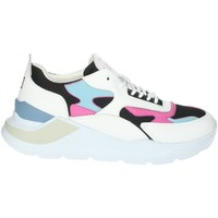 Schoenen Dames Lage sneakers Date FUGA INJECTION White/Black