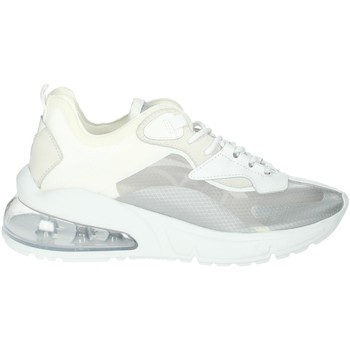Schoenen Dames Lage sneakers Date AURA HONEY White