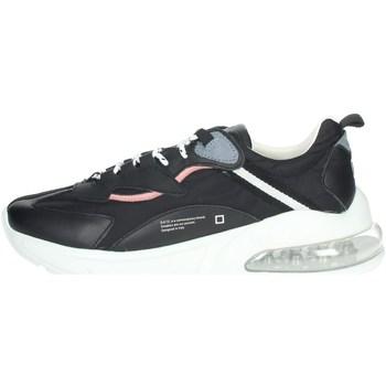 Schoenen Heren Lage sneakers Date AURA DOLMIAS Black