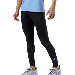 Textiel Heren Leggings Reebok Sport  Zwart