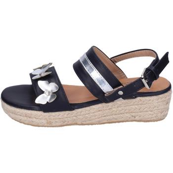 Schoenen Meisjes Sandalen / Open schoenen Solo Soprani BH183 Blauw