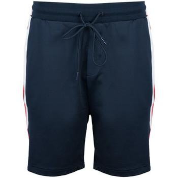 Textiel Heren Korte broeken / Bermuda's Bikkembergs  Blauw