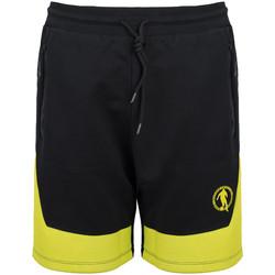 Textiel Heren Korte broeken / Bermuda's Bikkembergs  Zwart