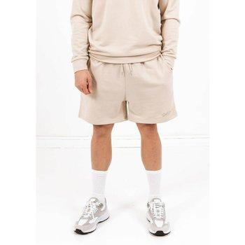 Textiel Heren Korte broeken / Bermuda's Sixth June Short  signature velvet logo beige